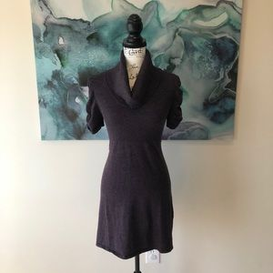 Sweater Project Large Gray Dress